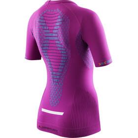 X-Bionic Twyce SS Running Shirt Women Violet